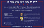 #NeverTrump?