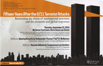 Fifteen Years After the 9/11 Terrorist Attacks