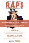 What Has the Consumer Financial Protection Bureau Done For You?
