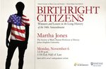 Birthright Citizens: Winners and Losers in the Long History of the 14th Amendment