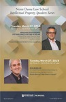 Intellectual Property Speakers Series