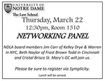Networking Panel