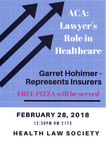 ACA: Lawyer's Role in Healthcare