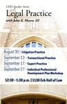 CDO - Legal Practice with John E. Moore, III by Notre Dame Law School