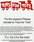 Toys For Tots by Notre Dame Law School