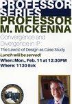 Professor Series: Professor M. McKenna by Notre Dame Law School: Student Bar Association