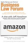 A Chat with Jeff Hasselman by Business Law Forum