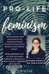 Pro-life Feminism by Jus Vitae