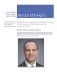SCELF Speaker: Kevin Schulz by Notre Dame Law School and Sports, Communication, and Entertainment Law Forum