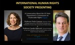 A Conversation About the U.S. State Department's Commission on Unalienable Rights Report by Notre Dame Law School and International Human Rights Society