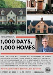 NDRELS Presents: 1,00 Days, 1,000 Homes by Notre Dame Law School and Notre Dame Real Estate Law Society