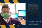 Notre Dame Law School Externship: Justin Wolber by Notre Dame Law School and NDLS Externships