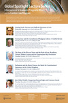 Global Spotlight Lecture Series by Notre Dame Law School, International & Graduate Programs Office, and London Law Program
