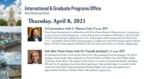 A Conversation with G. Marcus Cole by International & Graduate Programs Office and Notre Dame Law School